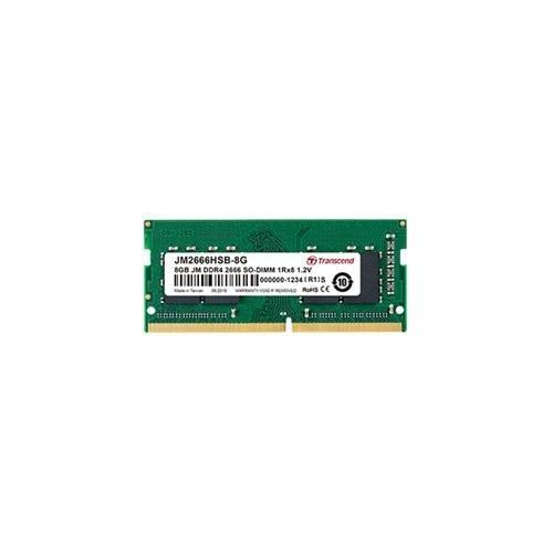 Transcend MEM  JetRam 16GB 1x16GB DDR4 2666 MHz SODIMM