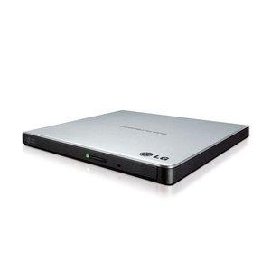 LG GP57ES40 optisch schijfstation Zwart, Zilver DVD±RW