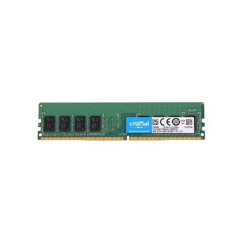Crucial MEM  4GB DDR4 / 2400 DIMM