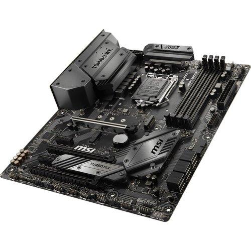 MSI MB  MAG Z390 Tomahawk LGA 1151 (Socket H4) ATX Intel Z390