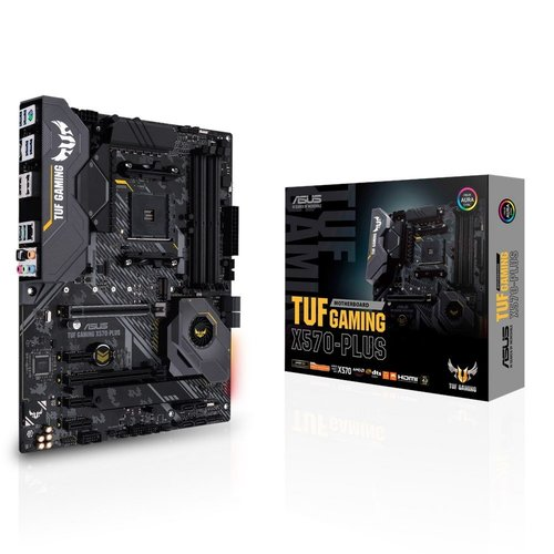 Asus ASUS TUF Gaming X570-Plus Socket AM4 ATX AMD X570