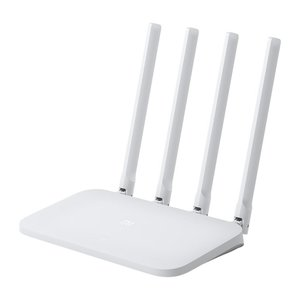 Xiaomi WiFi Router 4? draadloze router Single-band (2.4 GHz) Fast Ethernet Wit