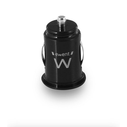 Ewent USB car charger Mini size two port 2.1A
