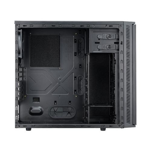 CoolerMaster Case  Silent Silencio 452 MidiTower mATX Black (refurbished)