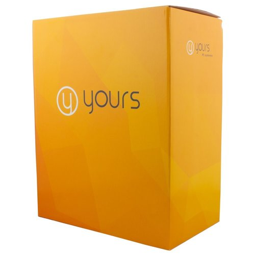 Yours! YOURS GREEN / CEL / 4GB / 1TB / 120GB SSD / HDMI / W10