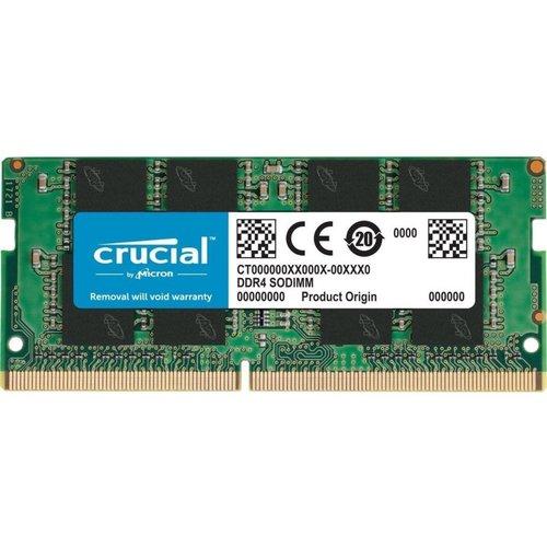 Crucial MEM  8GB DDR4 / 2666 SODIMM BULK (5 stuks)