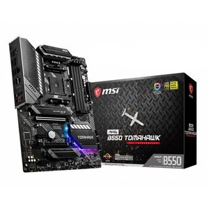 MSI MAG B550 Tomahawk Socket AM4 ATX AMD B550