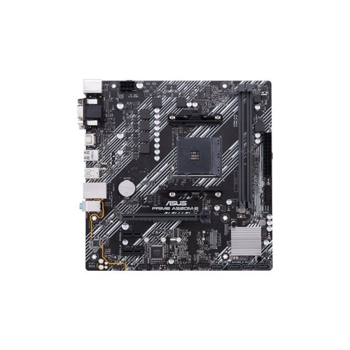 Asus MB  A520M-E AM4 / HDMI / 2x DDR4 / PCI-E / M.2 mATX