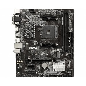 MSI MB  B450M PRO-M2 MAX Socket AM4 micro ATX AMD B450 (refurbished)