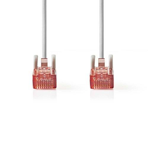 Nedis CAT6 UTP-Netwerkkabel/RJ45 1m Grijs
