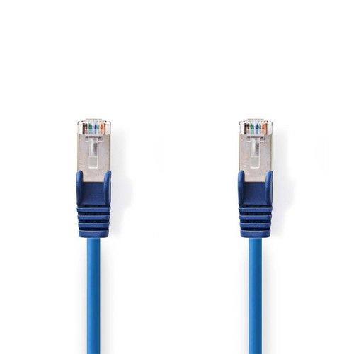 Nedis CAT5e SF/UTP-Netwerkkabel/RJ45 2m Blauw