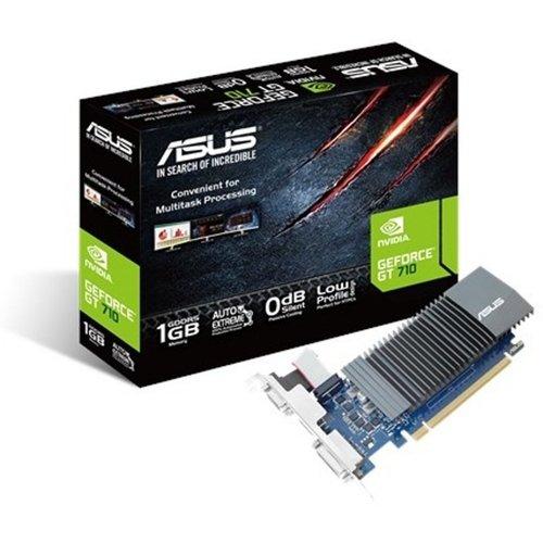 Asus ASUS 90YV0AL0-M0NA00 videokaart GeForce GT 710 1 GB GDDR5