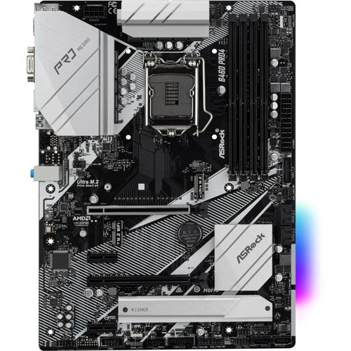 Asrock B460 Pro4 Intel B460