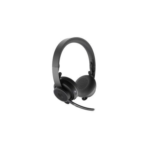 Logitech Zone Headset Hoofdband Zwart