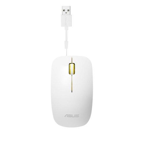 Asus ASUS UT300 muis USB Type-A Optisch 1000 DPI Ambidextrous