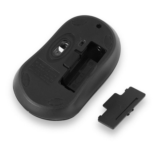 Ewent Wireless mouse red 800/1200/1600dpi