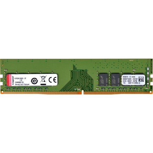 Kingston Technology ValueRAM 8GB DDR4 2666MHz geheugenmodule