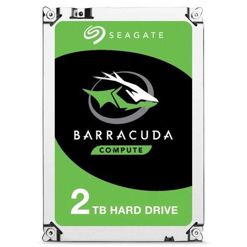 "Seagate Barracuda ST2000DM008 interne harde schijf 3.5"" 2000 GB SATA III"