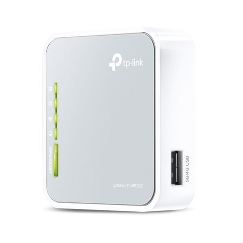 TP-Link Portable 3G WiFi Router 150mbps