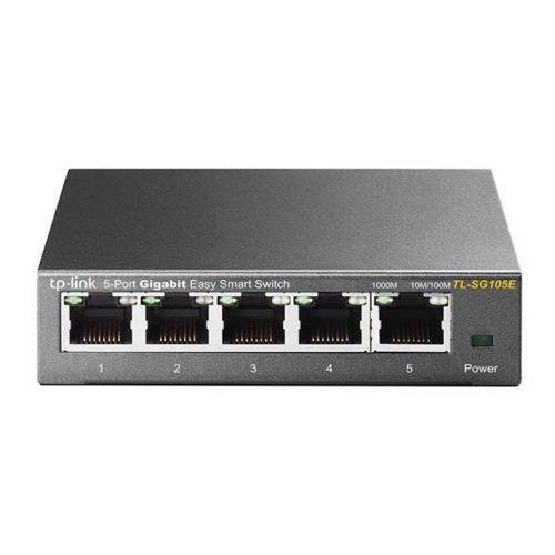 TP-Link 5-port Metal Easy Smart Gigabit Switch