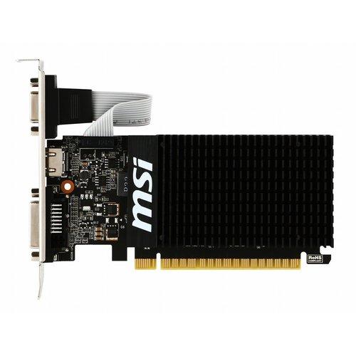 MSI VGA  GeForce GT 710 1GB GDDR3 LP