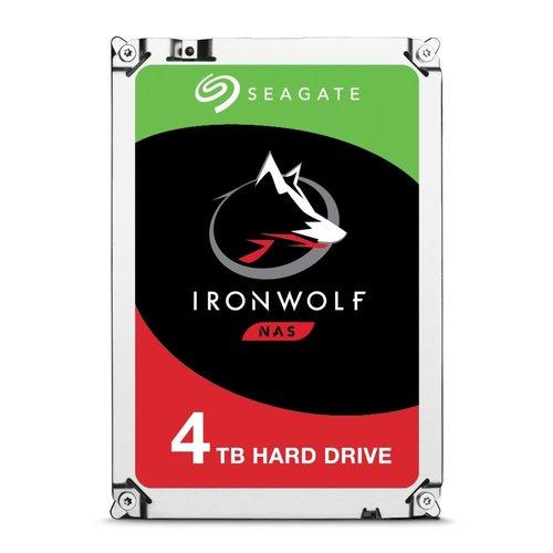 "Seagate IronWolf ST4000VN008 interne harde schijf 3.5"" 4000 GB SATA III"