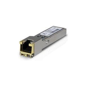 Ubiquiti Networks UF-RJ45-1G netwerk transceiver module Koper 1000 Mbit/s SFP