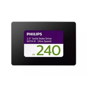 Philips SSD  240GB 2.5inch ( 550MB/s Read 480MB/s )