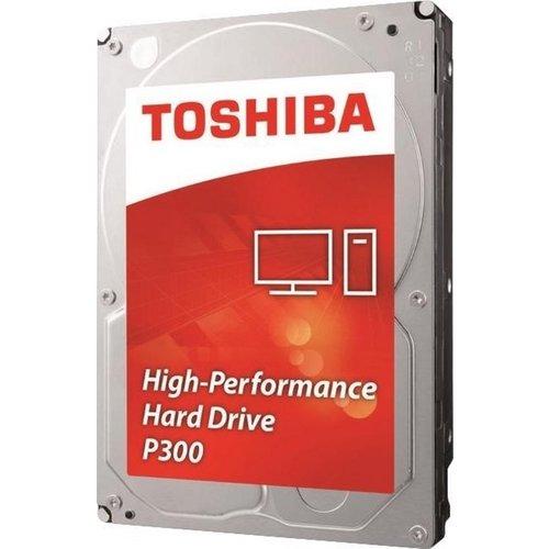 Toshiba HDD  P300 2TB - 3.5inch - 5400RPM - 64MB - SATA3