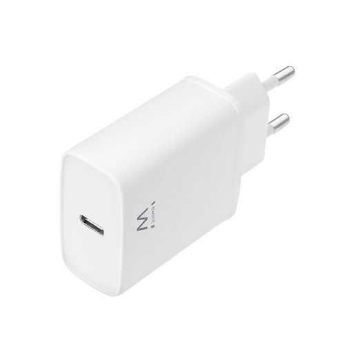 Ewent EW1320 oplader voor mobiele apparatuur Wit Binnen