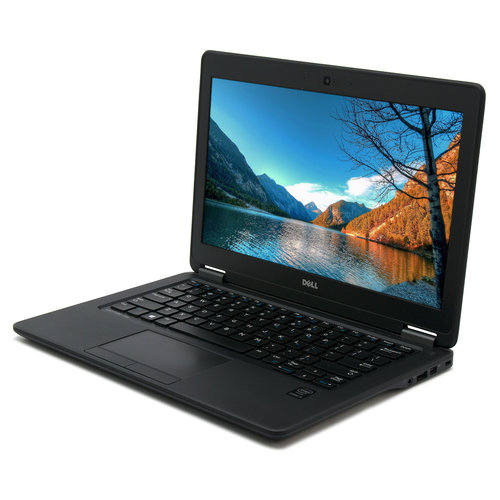 Dell Dell Latitude E7250 | 12,5 Inch | I7 | 8 GB RAM | 240 GB SSD | Touchscreen