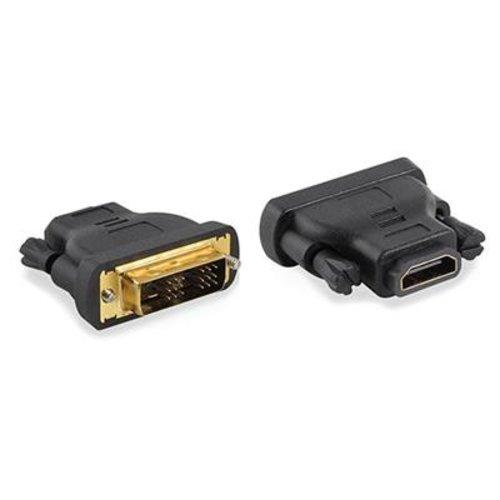 Ewent EW9852 DVI-D naar HDMI verloopadapter