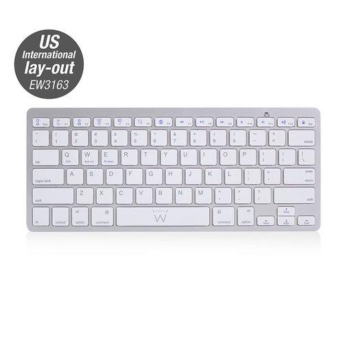 Ewent EW3163 Ultradun Bluetooth Keyboard