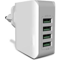 DR-4403 4 poort usb charger