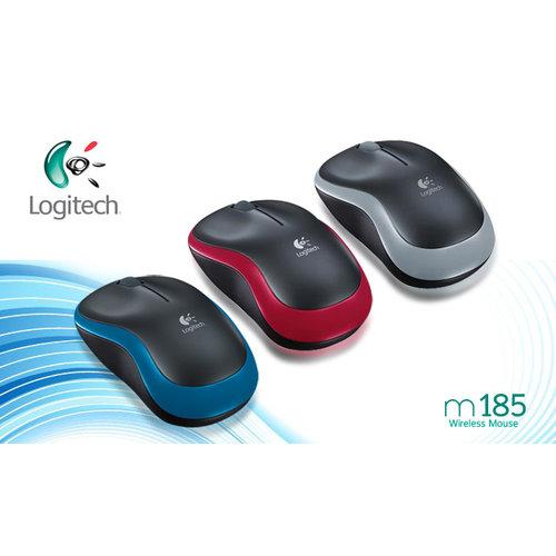 Logitech Logitech M185 draadloze muis