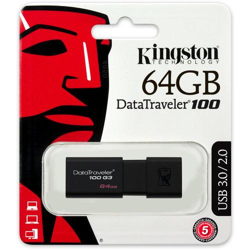 Kingston Kingston Datatraveler 64 GB