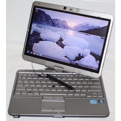 HP HP EliteBook 2760P | 12 inch | Core i5 2,6 GHz | SSD 120 GB | 4 GB QWERTY
