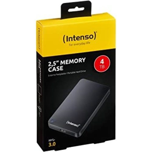 Intenso Intenso 4TB Externe HDD