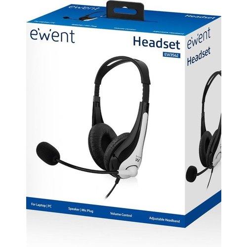 Ewent EW3562 Professional headset met microfoon