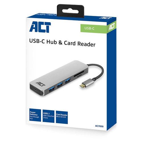 ACT AC7050 USB-C Hub
