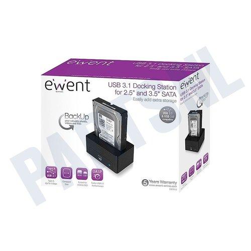 Ewent EW7012 SATA USB 3.0 Docking station