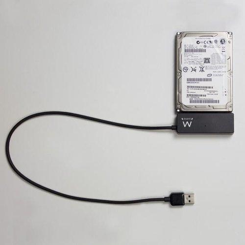 Ewent EW7018 Gen1 adapterkabel  SATA Adapterkabel voor SSD/HDD