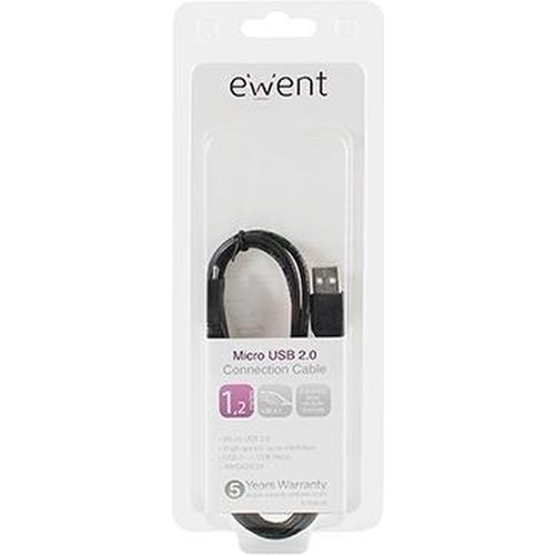 Ewent EW9628 USB 2.0 Micro USB kabel