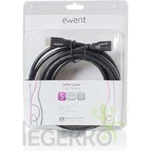 Ewent EW9872 HDMI high speed videokabel