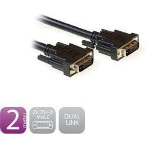Ewent EW9835 DVI-D dual link aansluitkabel
