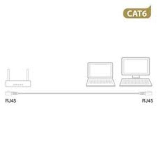 Ewent EW9531 patchkabel 2.0 meter, UTP, cat6