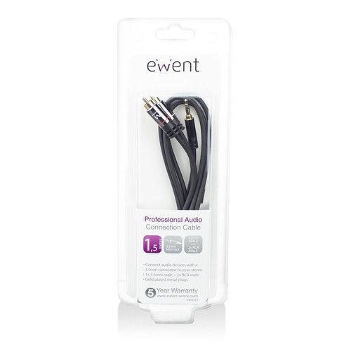 Ewent EW9237 audio aansluitkabel