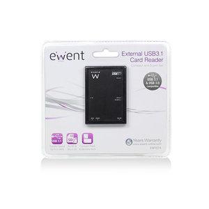 Ewent EW1074 Externe USB 3.0 SD kaartlezer