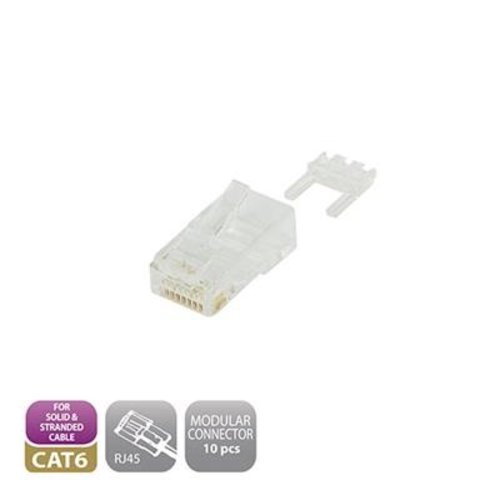 Ewent EW9004 Ewent UTP Cat6 modulaire connector