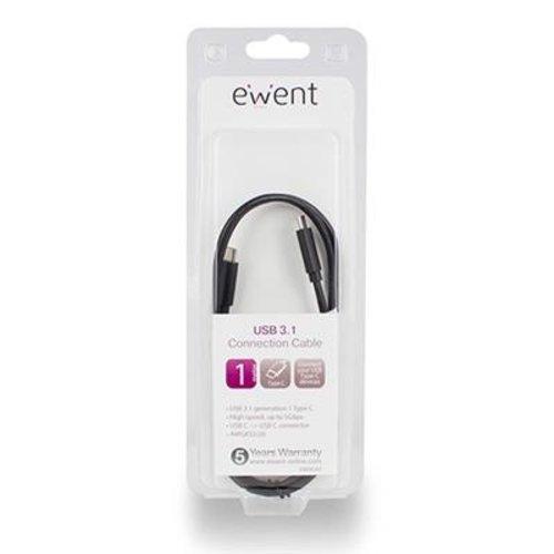 Ewent EW9640 USB 3.2 Gen1 aansluitkabel
